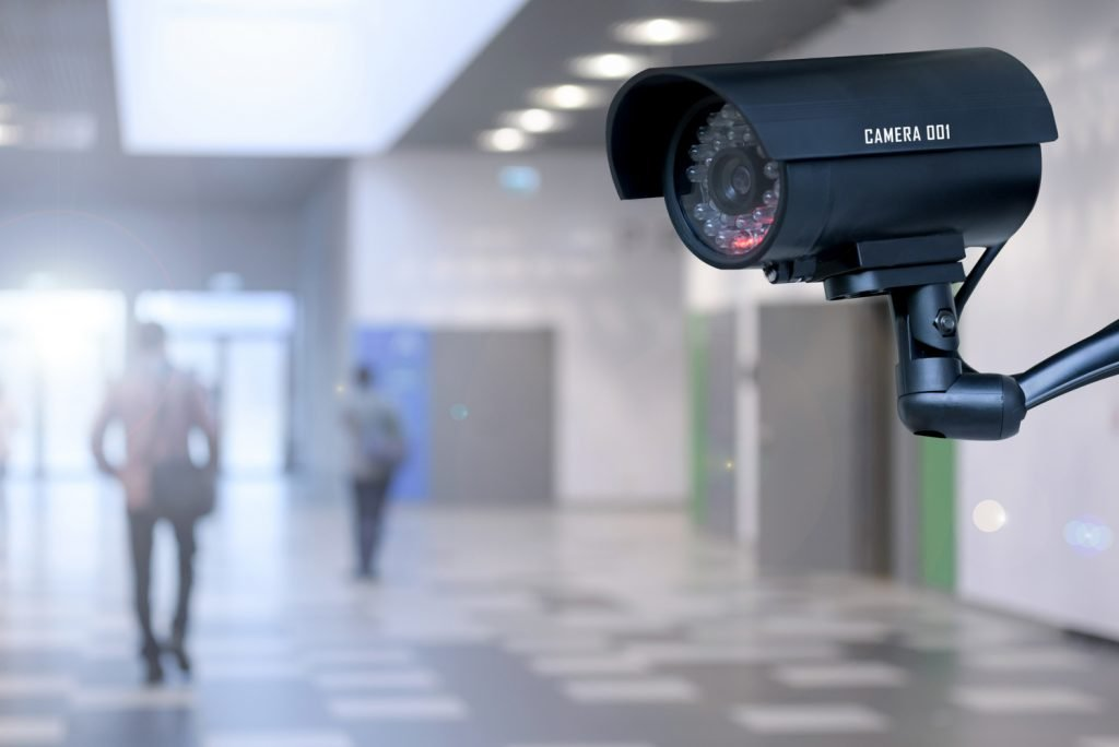 security camera for the office