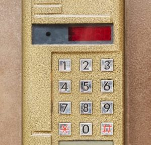old access control systems