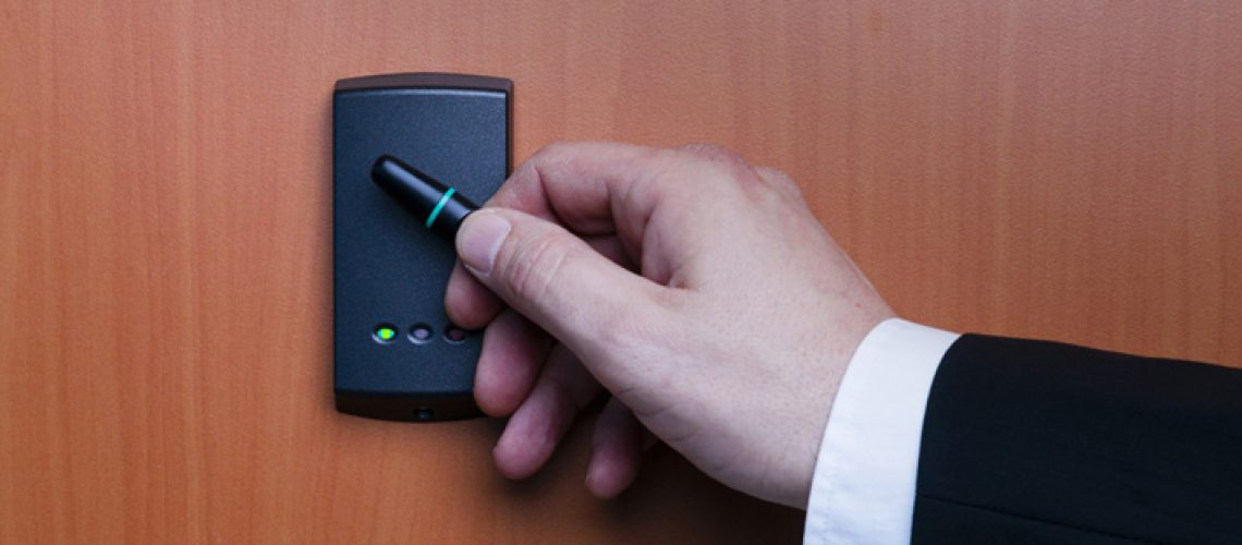 Key Fob System For Business