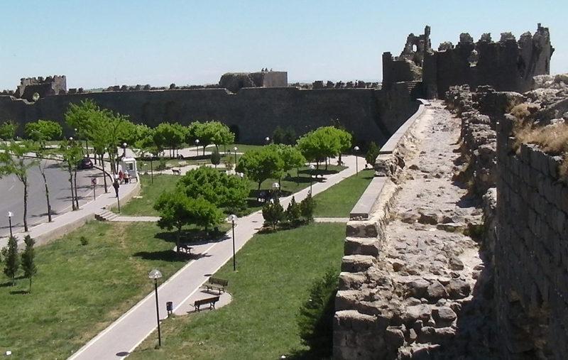 Diyarbakir's Walls